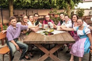 Familie Buchberger
